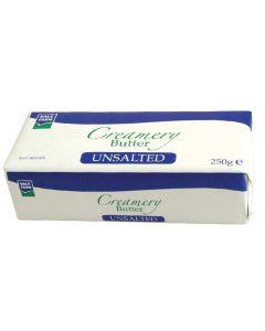 Creamy Butter Unsalted 250g