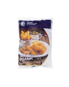 Chefs Selection Breaded Scampi 450g