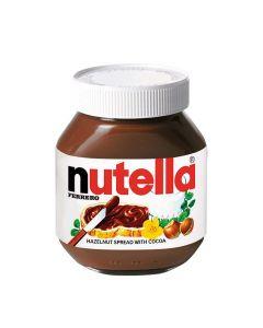 Nutella Glass Jar 750g