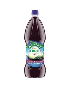 Robinsons Apple and Blackcurrant Squash 1.75ltr