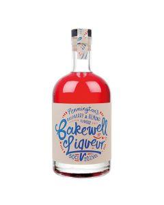 Pennington's Raspberry and Almond Flavour Bakewell Gin Liquer 500ml
