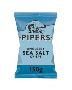 Pipers Sea Salt Crisps 150g