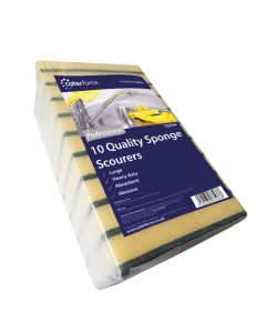 Caterforce Sponge Scourers 10pk