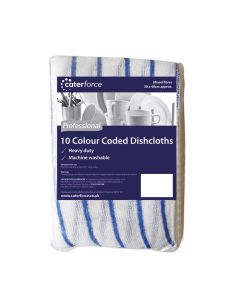 Caterforce Dish Cloths 10pk
