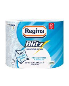 Regina Blitz Kitchen Towels 2pk