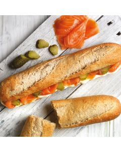 Chef Selection Wholemeal Baguettes x4