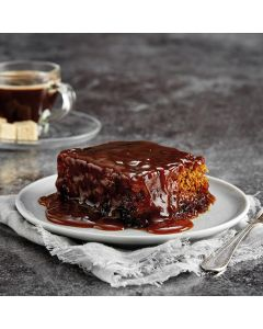 Classic Desserts Sticky Toffee Pudding with Butterscotch Sauce 200g