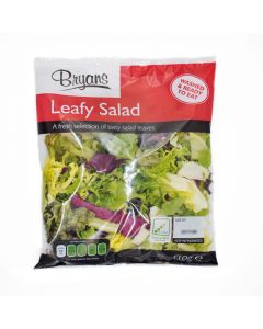 Mixed Salad Leaves Pack 110g