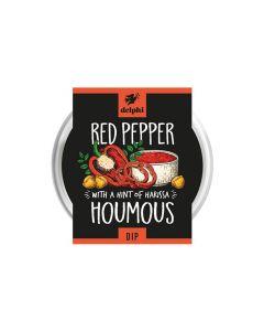 Red Pepper Houmous 170g