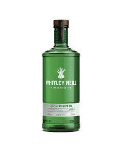 Whitley Neill Aloe and Cucumber Gin 700ml