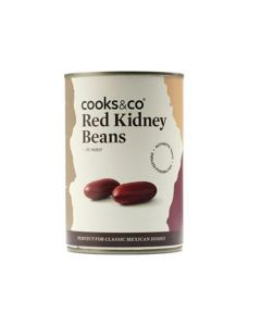 Cooks and Co Red Kidney Beans 400g