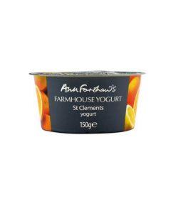 Farmhouse Yogurt St. Clements 150g