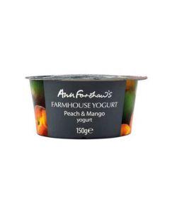 Farmhouse Yogurt Peach and Mango 150g