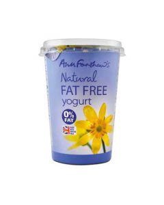 Fat Free Natural Yogurt 450g