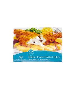 Three Oceans Breaded Haddock Fillets 1.68kg