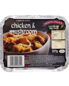 Mayflower Chicken and Mushroom 227g