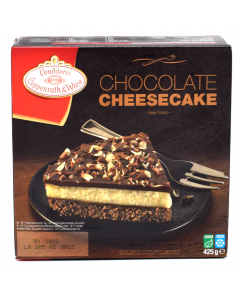 Coppenrath and Wiese Chocolate Cheesecake 425g