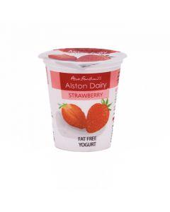 Strawberry Fat Free Yogurt 125g