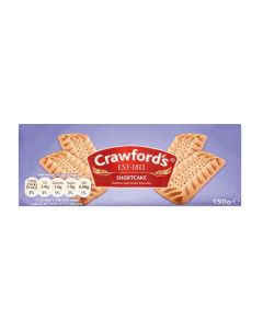 Crawford's Shortcake Biscuits 150g