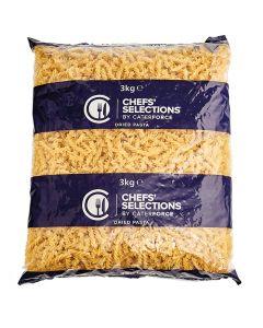 Chefs Selection Fusilli Pasta 3kg