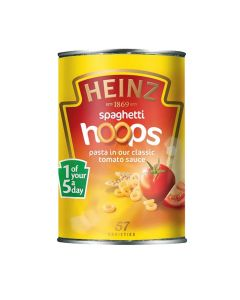 Heinz Hoops 400g
