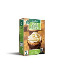 Bakedin Salted Caramel Cupcake Kit 375g