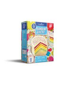 Bakedin Rainbow Cake Kit 475g