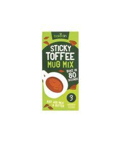 Bakedin Sticky Toffee Mug Cake Mix 150g