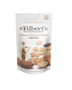 Mr Filbert's Applewood Smoked Mixed Nuts 100g