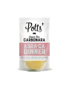 Potts Carbonara Sauce 350g
