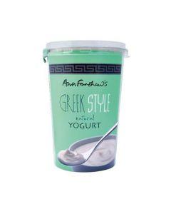 Greek Style Natural Yogurt 450g