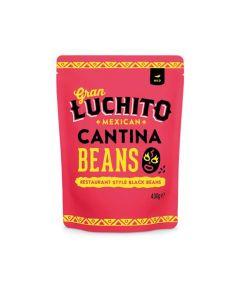 Gran Luchito Cantina Black Beans 430g