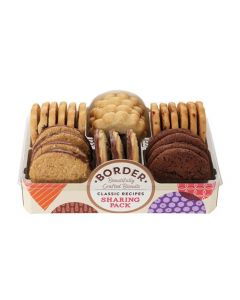 Border Sharing Biscuit Pack 400g