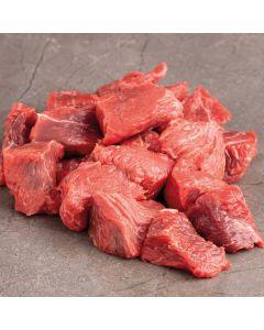 Beef Stewing Steak 500g