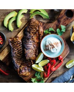 Mexican Minute Steaks 220g