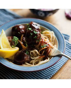 8 Meatballs with BBQ Sauce 450g