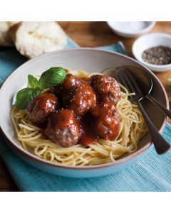 8 Meatballs with an Italian Herb Tomato Sauce 450g