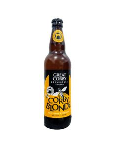 Great Corby Brewhouse Corby Blonde