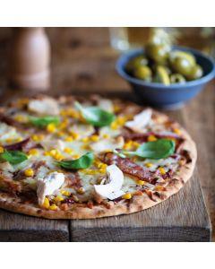 Pioneer BBQ Chicken Pizza