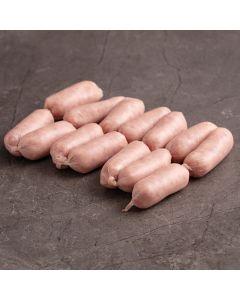 Pork Chipolata Sausages 420g