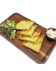 Pizza Cheese and Garlic