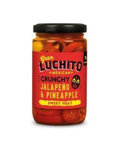 Gran Luchito Jalapeno and Pineapple 215g