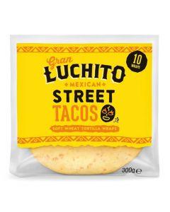 Gran Luchito Soft Wheat Tacos 300g