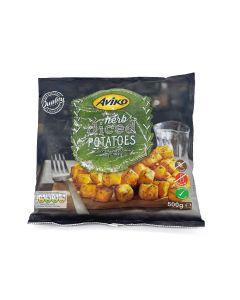 Aviko Herb Diced Potato 500g