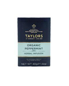 Taylors of Harrogate Organic Peppermint Infusion