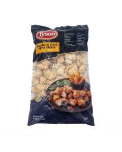 Tyson Southern Fried Poppin Chicken 1kg