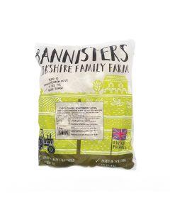 Bannisters' Farm Chef's Classic Roast Potatoes 2.5kg