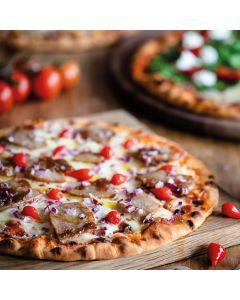 Pioneer Smoked Sausage Pizza