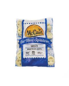 McCain Potato Smiles 907g